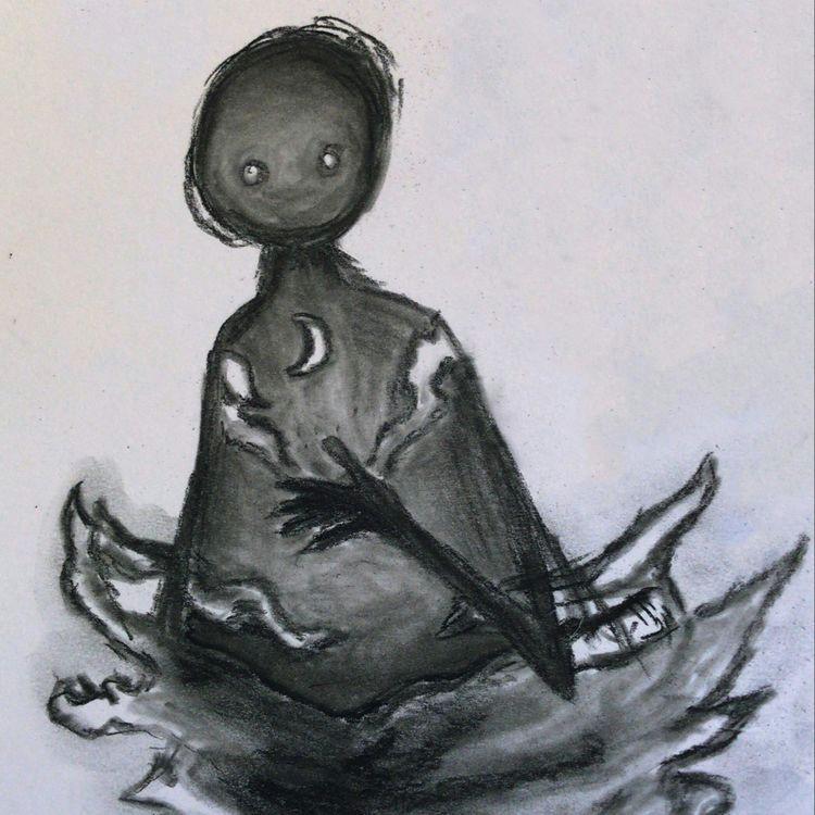 amazing art blackandwhite cute drawing draw fanart grey