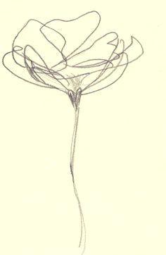 best 25 flower line drawings ideas on pinterest flower sketches line drawings of flowers and doodles of flowers
