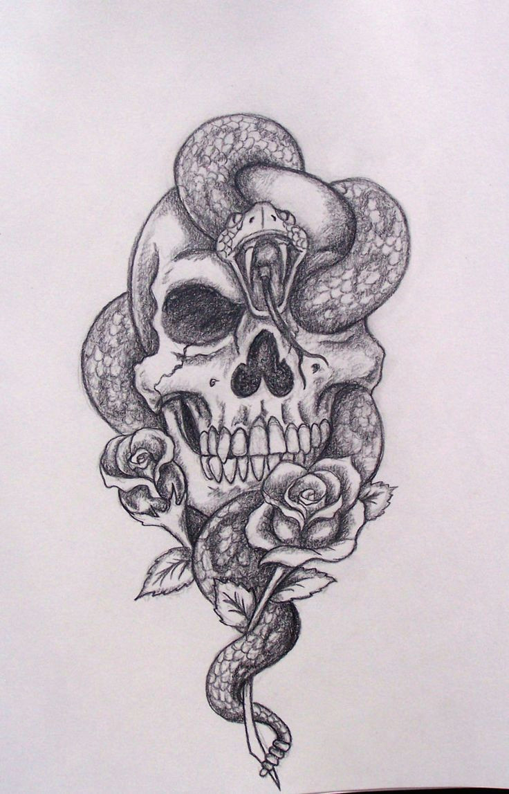 skull tattoo skull and rose tattoo tattoo design snake tattoo body art tattoos