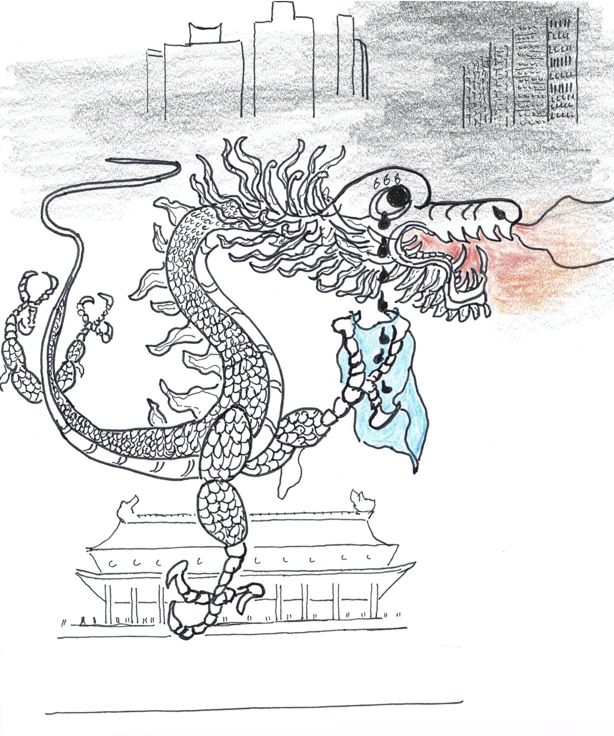 the sleeping dragon china finally admits it is choking on its own pollution