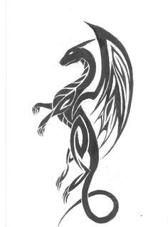 female dragon tattoo by razinfrostdrake designs interfaces tattoo