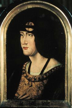 1462 louis xii son of marie de cleves and charles duc d orleans succeeded charles viii was forced by his cousin louis xi to marry his daughter the