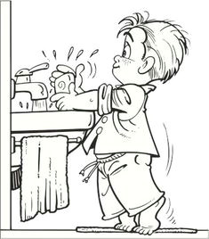 Drawings Of Washing Hands 11 Gambar the Importance Of Washing Hand Coloring Pages Terbaik