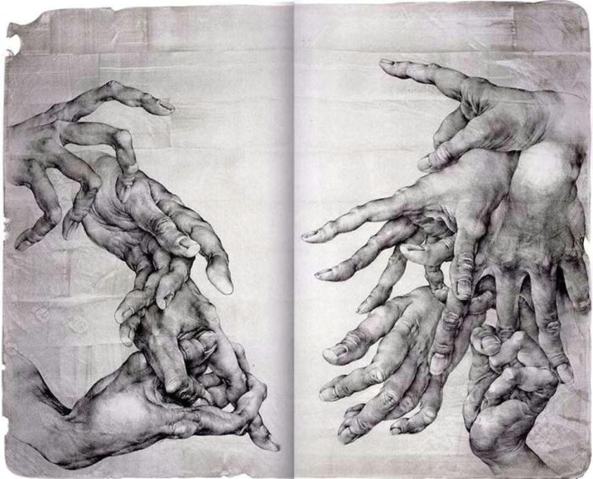 sketches of hands hand sketches of hands and forms jeffwongdesign