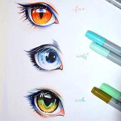 copic drawings eye drawings kawaii drawings cute animal drawings kawaii manga anime