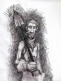 a working class hero by matt mims via flickr working class