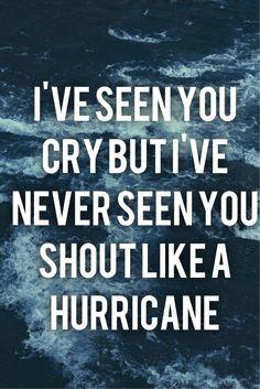 drowning lyrics eden lyrics the eden project lyrics drowning by the eden project i ve seen you cry but i ve never seen you shout like a hurricane