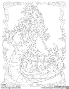 dungeons dragons monsters and heroes of the realms coloring book