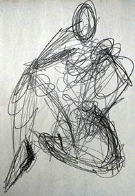 1 minute gesture drawing