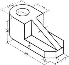 01 free autocad drawings free autocad exercises free autocad blocks isometric drawing exercises