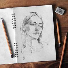 miroslav zgabaj on instagram sketch face sketch drawing sketchbook pencil paper art miro z arts help theartslovers freshart baigart