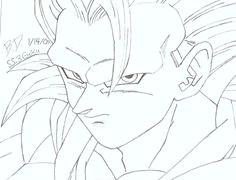 how to draw dragon ball z super saiyan how to draw dragon ball z goku