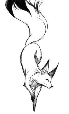 jackal a ah mano claro q vou copiar simple animal drawings art drawings sketches
