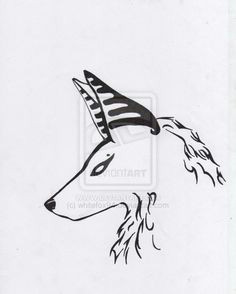 jackal tattoo by whitefox94 on deviantart clothing logo tattoo designs ps tattoos