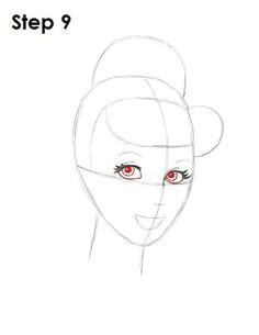 cinderella drawing disney drawings drawing tips disney art art ideas to
