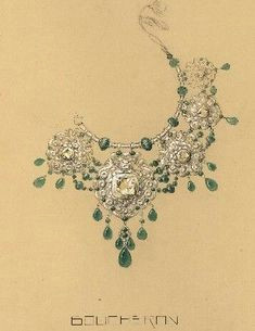 boucheron the favorite jewelry and perfume company of billionaires maharajas royalty and hollywood stars