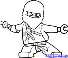 draw ninjago step by step tutorial lego movie coloring pages ninjago coloring
