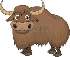 yak cartoon