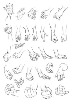 sketchbook studies hands by bambs79 s deviantart gallery http bambs79 deviantart a drawing handsdrawing fistdrawing tutorial