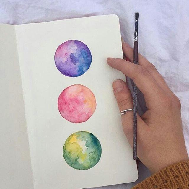 instagram easy watercolor watercolor drawing watercolor paintings painting drawing art aquarelle