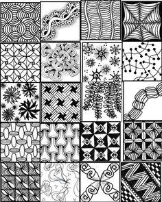 zentangle pattern sheets art drawings zentangle drawings doodles zentangles tangled tangle doodle