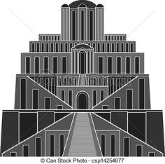 minecraft gebaude sumerisch tempel