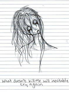 image source http galleryhip com creepy drawings ideas
