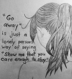 tumblr depression drawing quotes depressing tumblr push people away pushing people away quotes sad