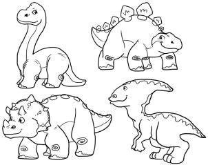 cute dinosaur drawing 2015 sunson