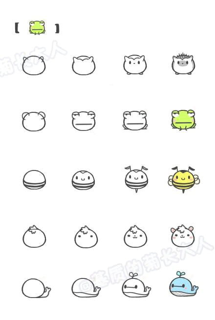 Easy Drawings for 5 Year Olds Simple Drawing for Kids A K I D S Arta Drawings Doodles Cute