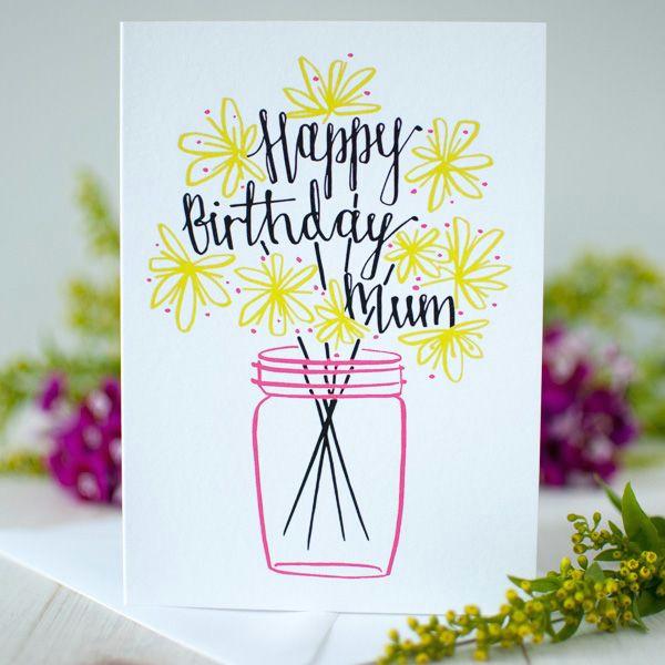 happy birthday mum card a c 2015 betty etiquette