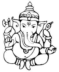 ganpati drawing ganesha drawing ganesha painting shri ganesh lord ganesha krishna art hare krishna namaste cake clipart
