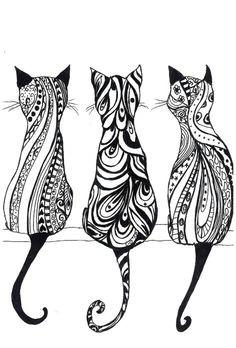 1970 hippie drawings google search cat mandala animal mandala tattoo mandala drawing