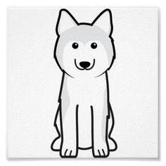Easy Drawings Husky 78 Best Siberian Husky Images Cartoon Dog Dog Cartoons Pets