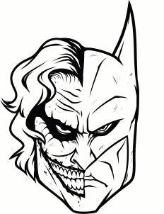 how to draw joker and batman step by step dc comics comics