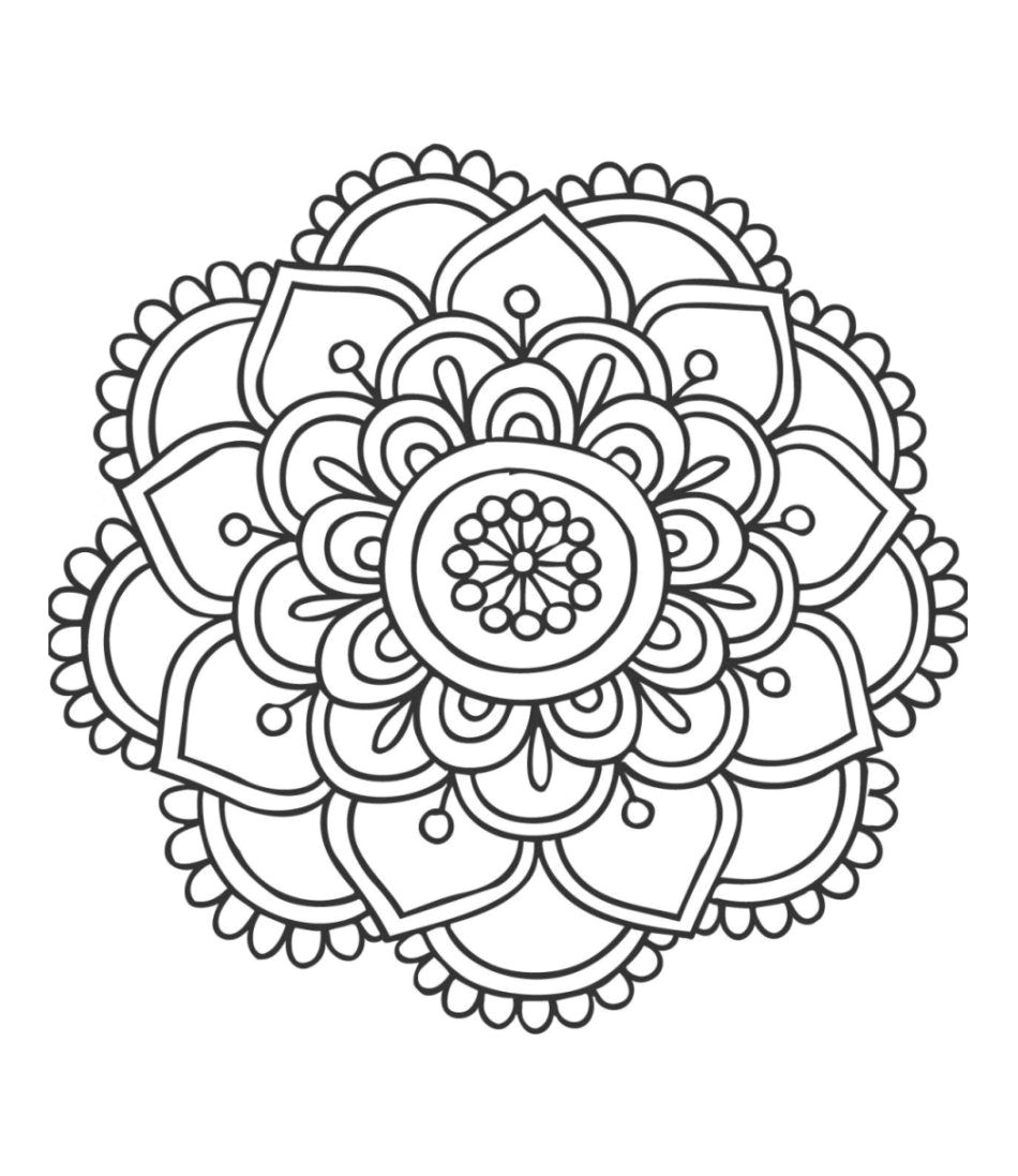stci coloriage pour adultes et enfants mandalas