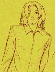 amazing drawing michael jackson a a a