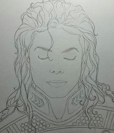 mj art very talented