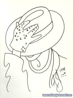 sketch created by michael jackson 1998 jackson family king of music michael jackson drawings