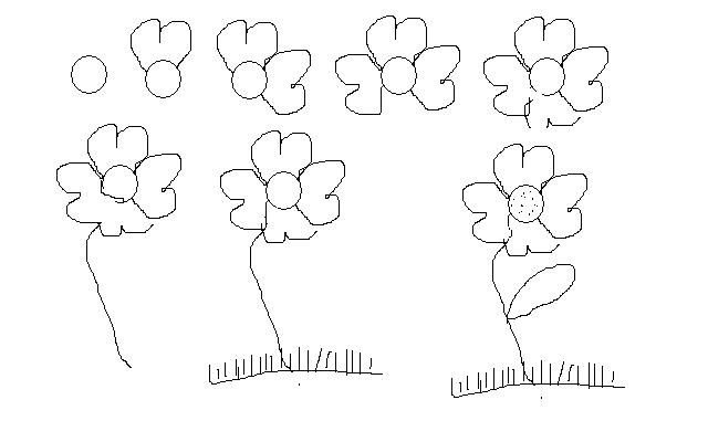 how to draw a flower20 jpg