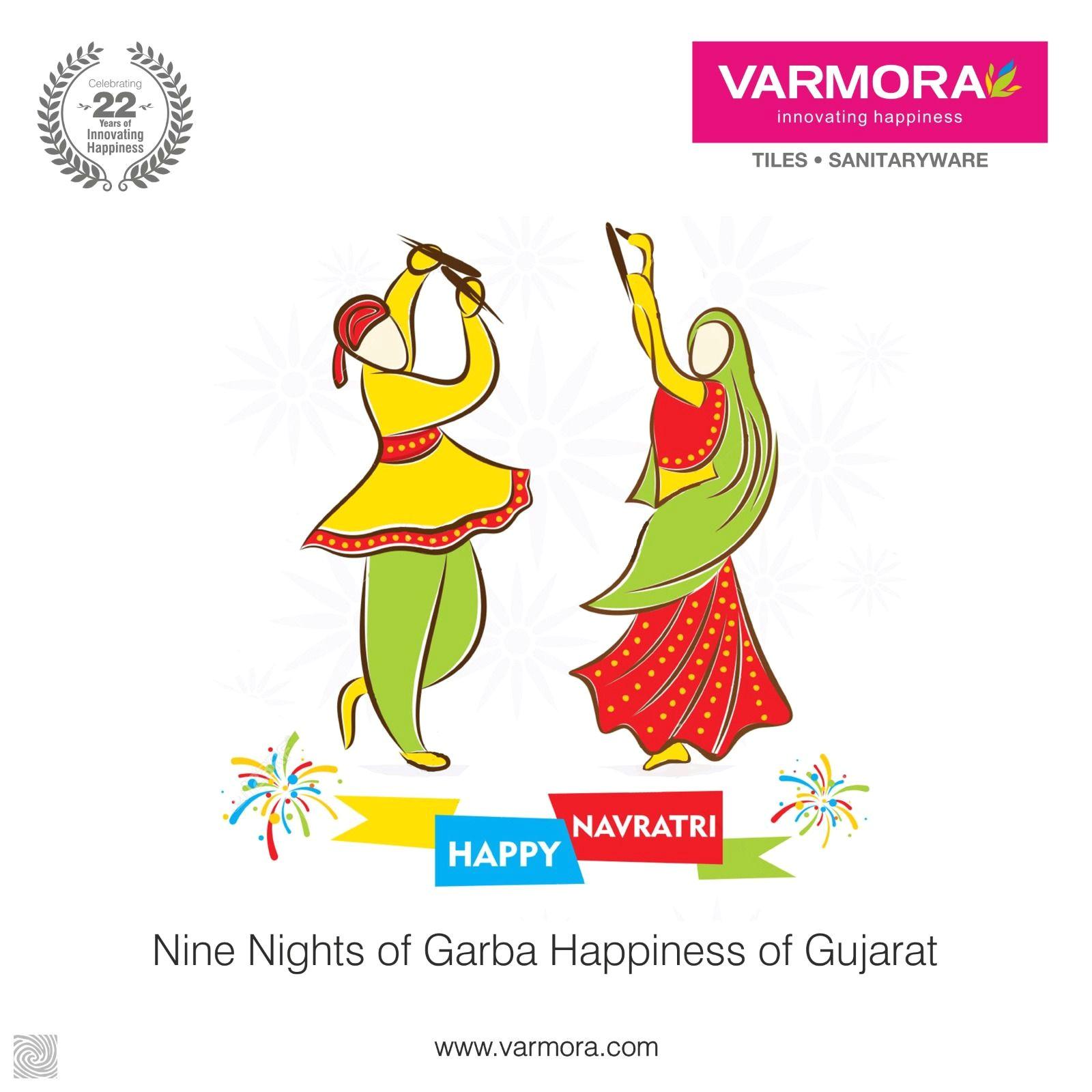 Easy Drawings Of Navratri Varmora Wishes Happy Navratri to All Navratri2016 Ambemaa