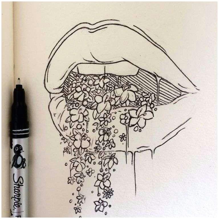 flower sketch expert interview