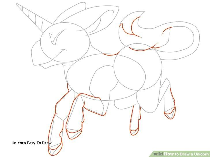 unicorn easy to draw 3 ways to draw a unicorn wikihow of unicorn easy to draw