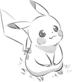 pikachu a i give good credit to whoever made this