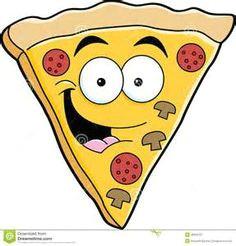 cartoon pizza picture cartoon picture essen bilder cartoon bilder cartoonbild pizza hut
