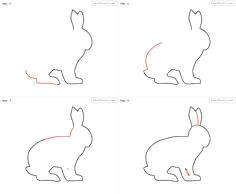 rabbit drawing books drawings pictures kids photos young children