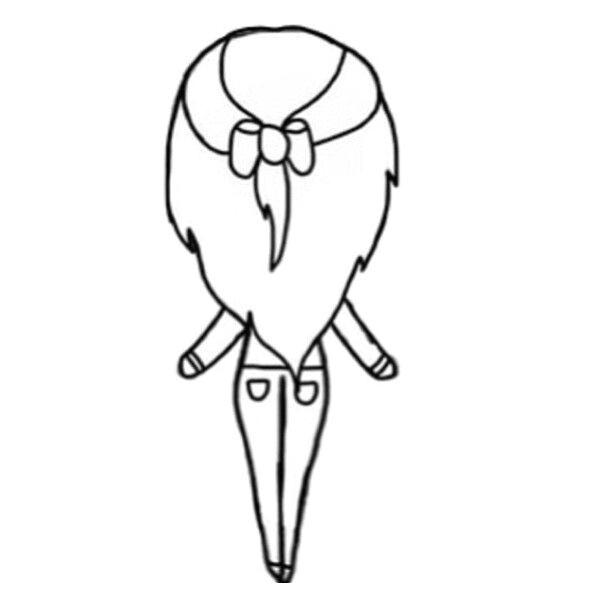 simple simple cute easy drawings