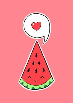 watermelon watermelon drawing watermelon illustration cute watermelon kawaii illustration watermelon cartoon
