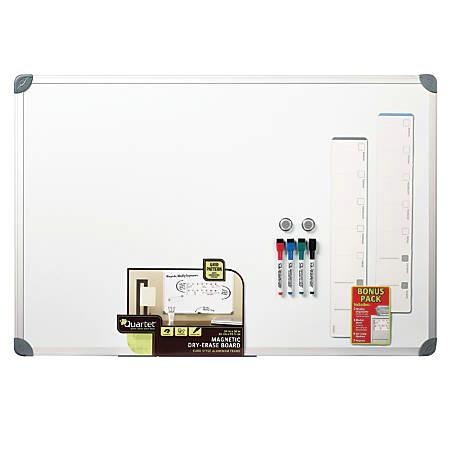 quarteta magnetic dry erase board