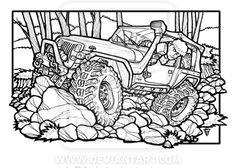 cartoon jeep cherokee drawings google search jeep drawing drawing art jeep cj7